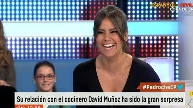 "Cristina Pedroche responde a #laballenadeVallecas: ""En todo caso seré una ballena sexy"""