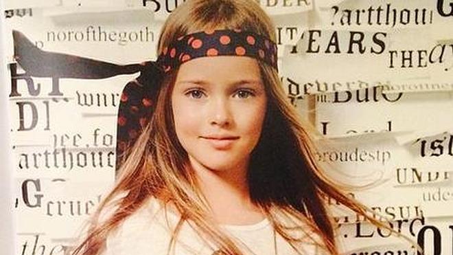 'La niña más guapa del mundo' no desfila en la 080 de Barcelona Fashion