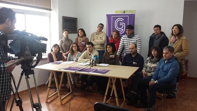 Ganemos Jaén hace un llamamiento para que Podemos concurra con ellos a las municipales