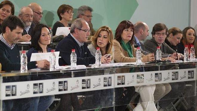 Pedro Sánchez arropará a Susana Díaz en la campaña electoral, pero no se sabe cuándo