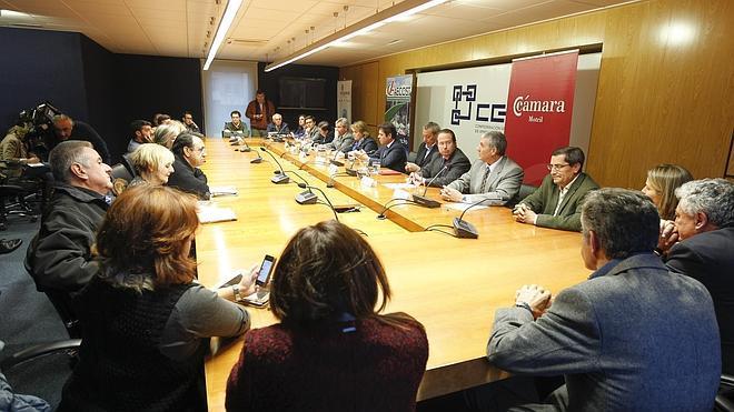 Granada intentará negociar con el Gobierno ayudas que mantengan la línea con Melilla