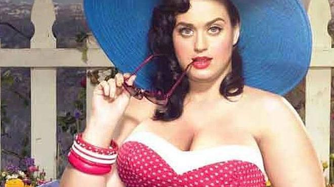 Así serían las famosas más guapas con sobrepeso