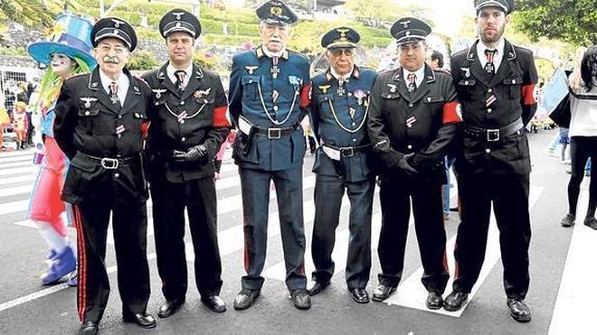 """El PP vasco, sobre el disfraz de nazi de un concejal en los carnavales: """"Es un error absoluto"""""""