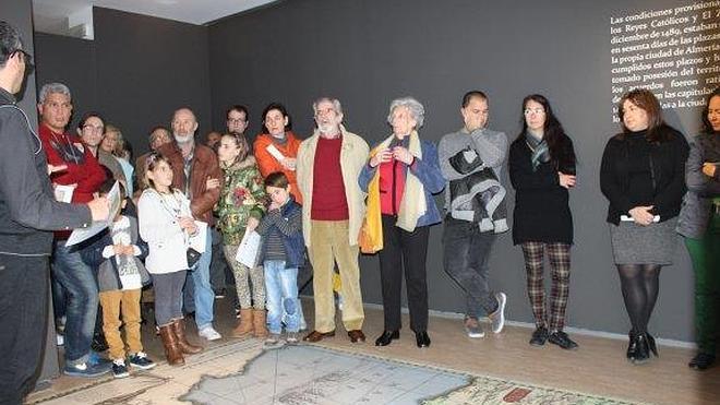 Más de 10.000 personas visitan la exposición de las Capitulaciones