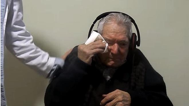 La genial terapia musical granadina que emociona a los enfermos de alzheimer