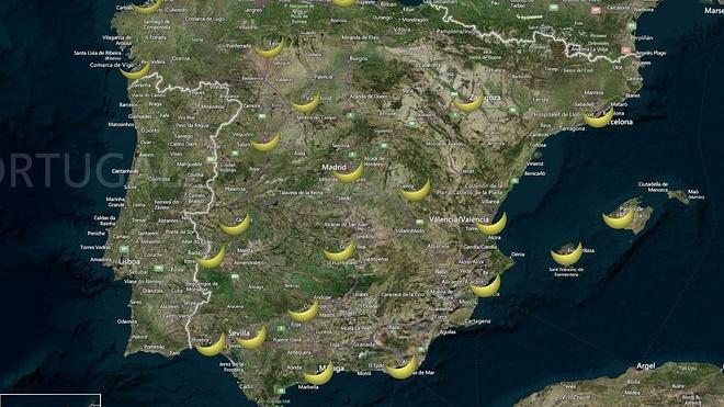 Es mentira: El eclipse solar del viernes no afectará al suministro de electricidad