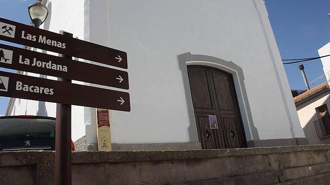 Serón concluye su proyecto de señalización con un itinerario por el casco histórico