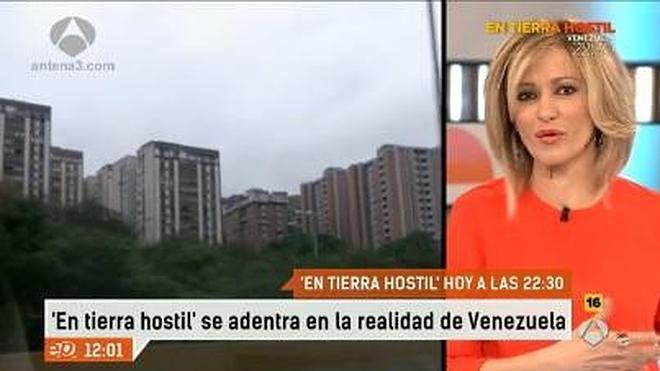 """Susanna Griso: """"Hay mucho troll pagado por el gobierno de Maduro que sufro en mis carnes"""""""