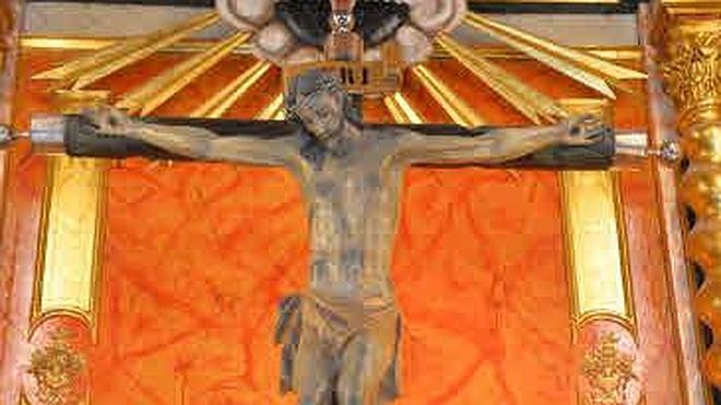 Lanteira y el Cristo de las Penas