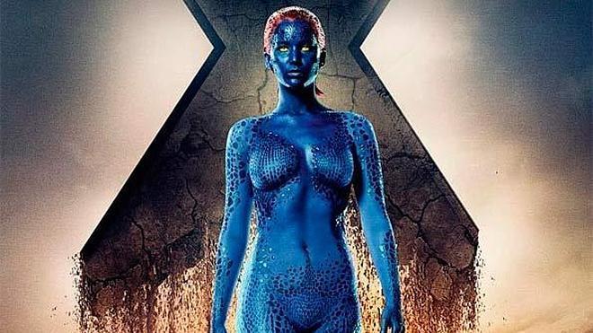 Jennifer Lawrence encarnará por última vez a Mística