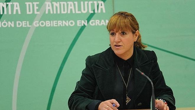 La exdelegada de Empleo de Granada, Marina Martín, pendiente de pasar a disposición judicial