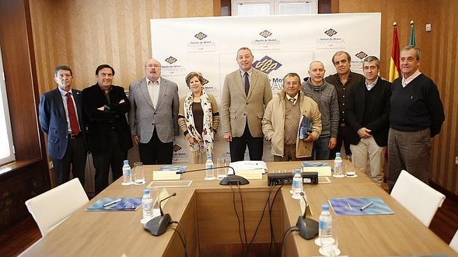 El expresidente Zapatero premiado por el Puerto de Motril