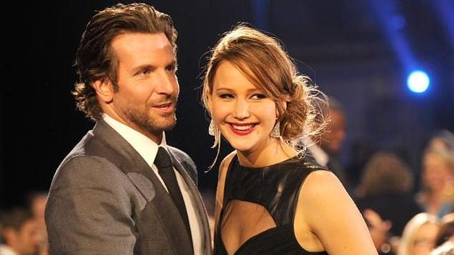 Bradley Cooper y Jennifer Lawrence, 'pillados' juntos