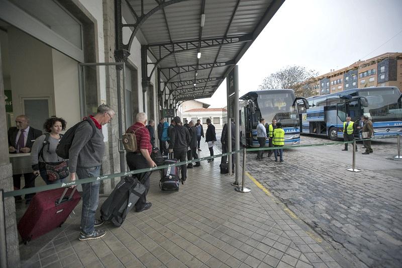 Autobús hacia el futuro