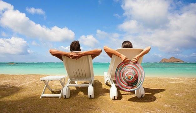 Las vacaciones son tu mejor medicina