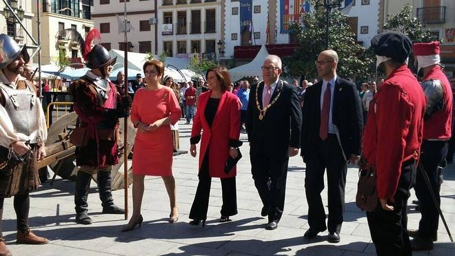 Santa Fe reivindica su papel histórico en el 523 aniversario de las Capitulaciones