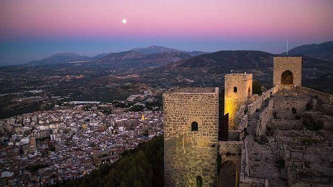 El Castillo de Santa Catalina y la Fuente de Caño Quebrado