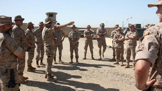Los paracaidistas relevarán a los legionarios en la misión 'Apoyo a Irak'