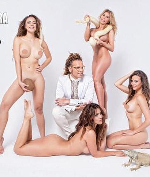 Vivi Figueredo Begoña Alonso Nani Gaitán Y Malena Gracia Desnudas