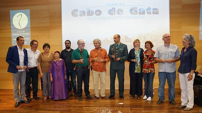 Amigos del Parque Natural entrega sus primeros premios 'Cabo de Gata'