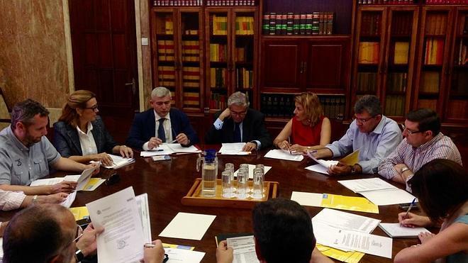 La comisión del PFEA aprueba 95 proyectos para municipios por 2.317.350 euros