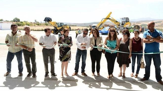 El Poniente dispondrá de una planta de reciclaje de materiales de construcción y demolición