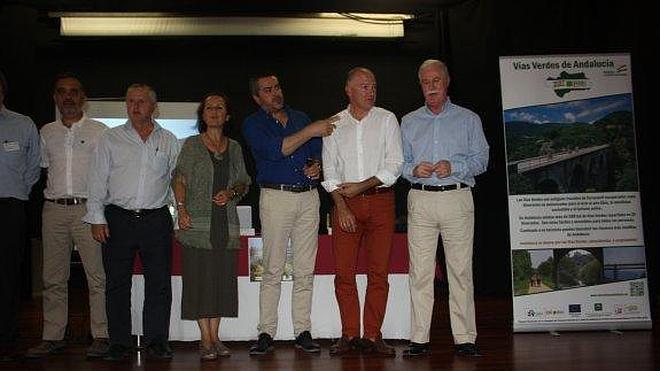 Serón se erige en centro del debate sobre el futuro de las Vías Verdes de Andalucía