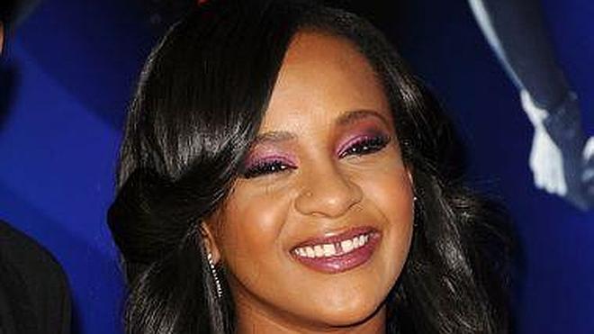 Empeora la hija de Whitney Houston