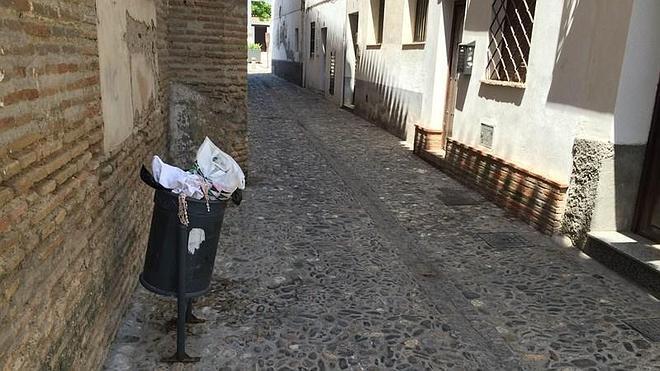 """El """"abandono nefasto"""" del Albaicín"""