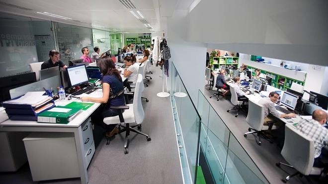 Una empresa granadina logra en Chile seis contratos de eficiencia energética
