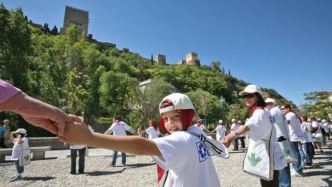 Los grupos municipales apuestan por el consenso en la Alhambra