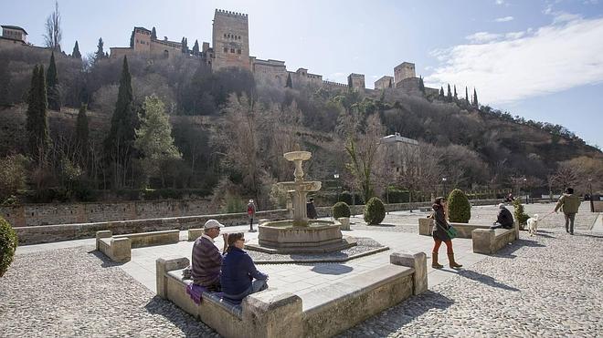Los frentes abiertos de la Alhambra
