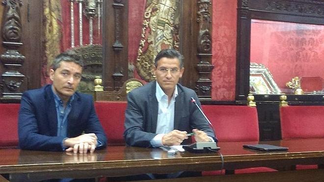 """Ciudadanos aboga por conseguir la """"retroalimentación económica"""" del Albaicín con la Alhambra"""