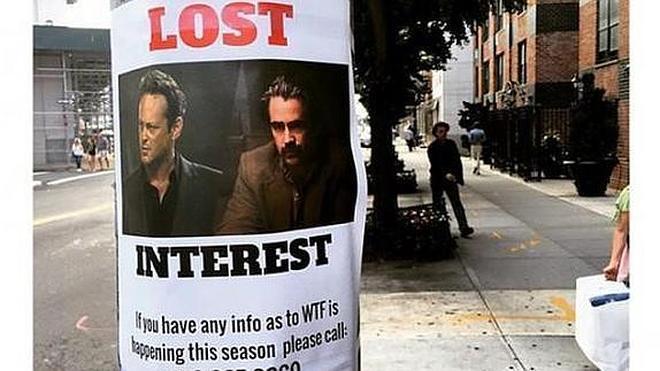 Las calles de Nueva York critican a 'True Detective 2'
