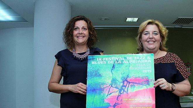 El Festival de Jazz & Blues 'Villa de Busquístar' se consolida como atractivo turístico de la Alpujarra