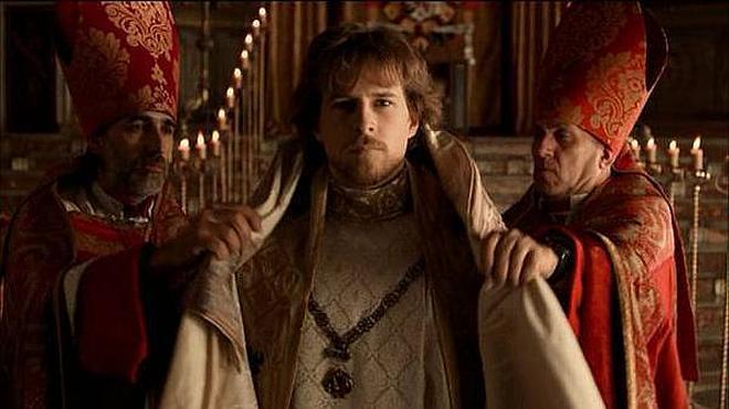 Adelanto de 'Carlos, Rey Emperador', la última serie rodada en Granada
