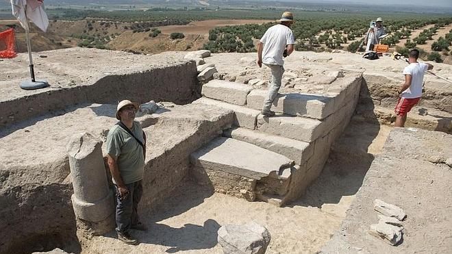 Más de 200 voluntarios participan en las nuevas excavaciones del yacimiento de Cástulo
