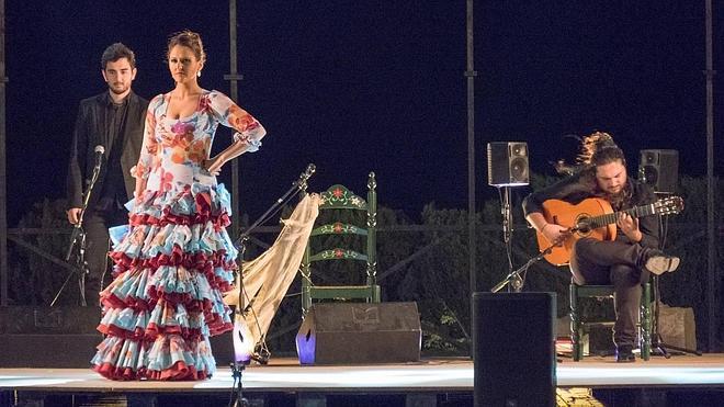 Miguel de Tena emociona en el XLIV Festival Flamenco de Jódar