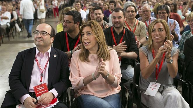 Todos los líderes andaluces se vuelcan en la campaña catalana