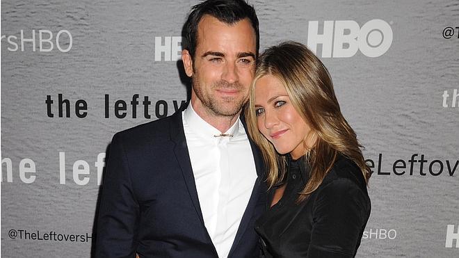 Jennifer Aniston con 46 años está embarazada de gemelas