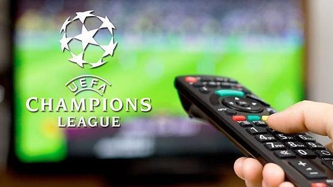 La guerra televisiva de la Champions indigna a los espectadores