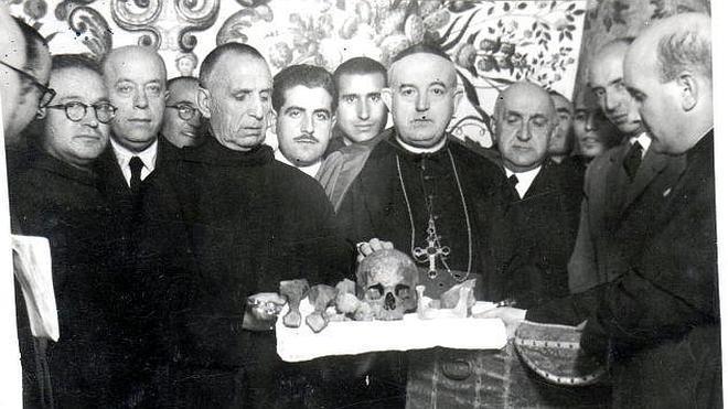 Las reliquias de San Juan de Dios vuelven a Granada