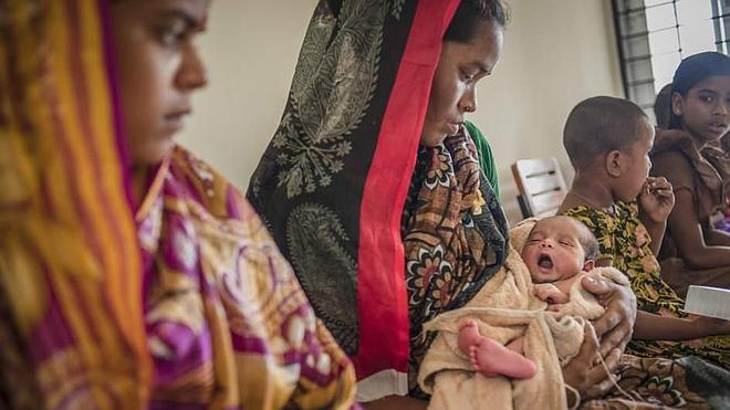 Más del 30% de los niños que hay en el mundo sufre desnutrición