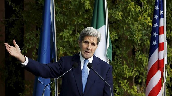 Kerry inicia una visita a España en la que firmará un acuerdo sobre Palomares