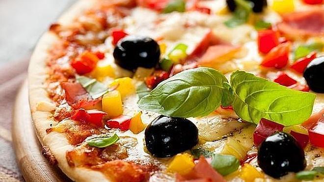 Pizza, un plato realmente saludable