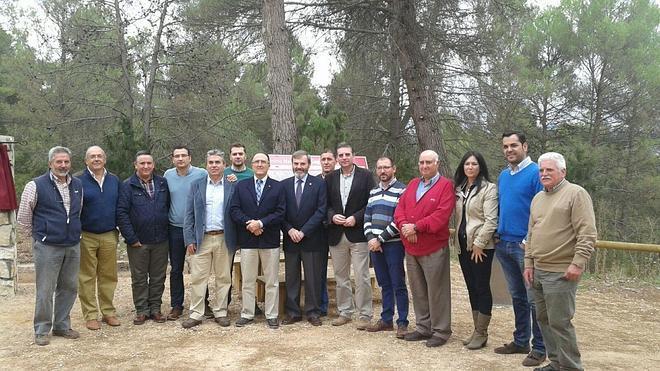 El Ministerio finaliza las obras del Camino Natural de Segura