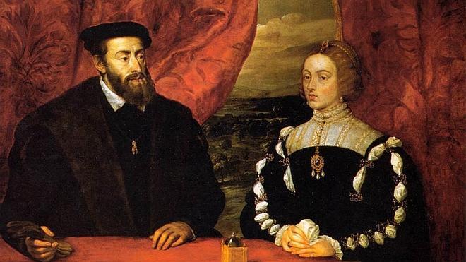 La luna de miel granadina de Carlos V