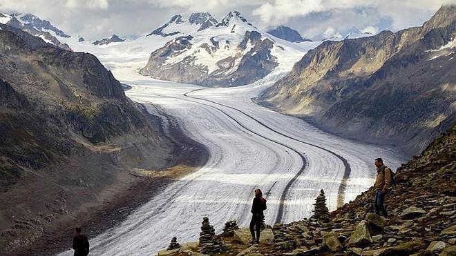 La 'huida' del glaciar debería dejarnos helados