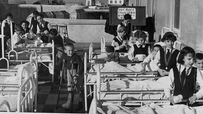 35 hospitales en una misma ciudad