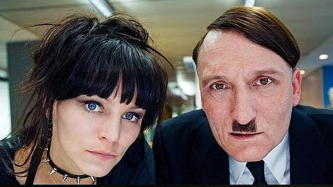 Alemania se hace un 'selfie' con Hitler